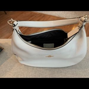 Coach Small Dufflettein ,Calf Leather with wallet